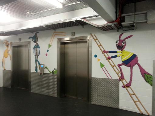 Elevator Monsters