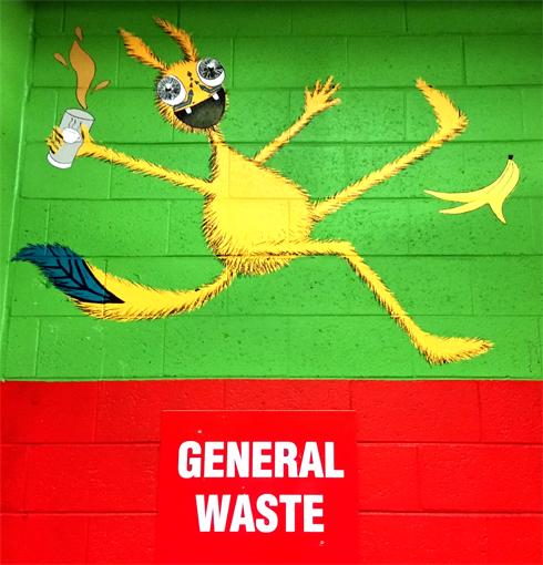 General Waste Monster