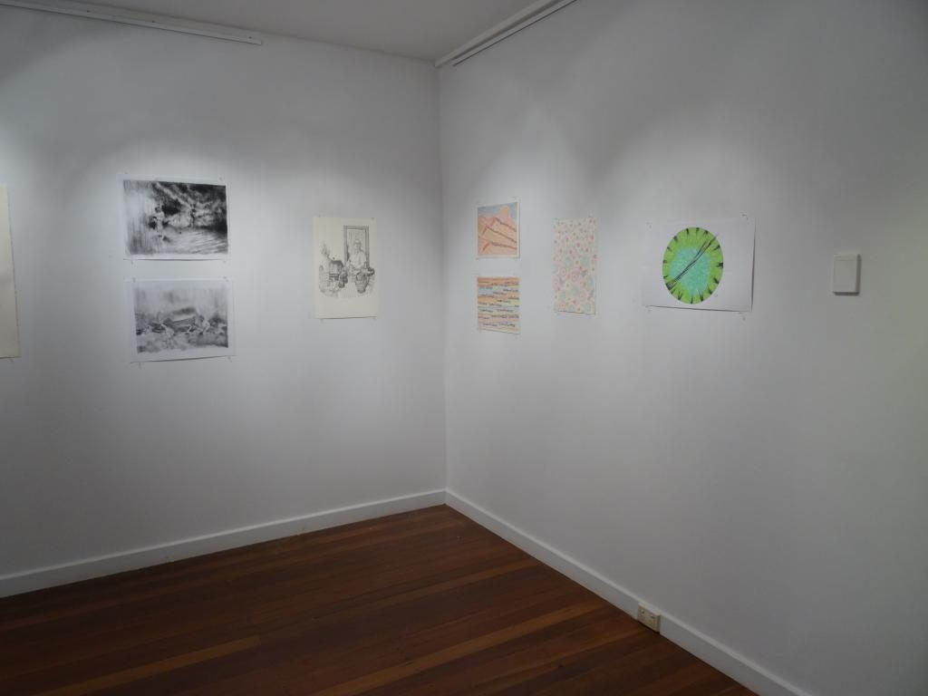 A Dot on the Run Exhibition
